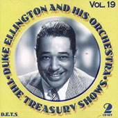 Duke Ellington: The  Treasury Shows, Vol. 19