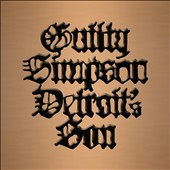 Guilty Simpson: Detroit's Son [Digipak] *