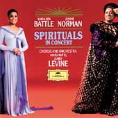 Spirituals in Concert / Battle, Norman, Levine, et al