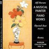 Hurum Collection Vol 2 - A Musical Painter - Piano Works
