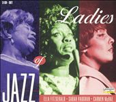Ella Fitzgerald/Sarah Vaughan/Carmen McRae: Jazz Ladies [Box Set] [Box]