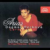 Bizet, Mozart, et al: Arias / D. Peckov&#225;, Belohl&#225;vek, et al