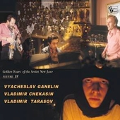 Various Artists: Golden Years of the Soviet New Jazz, Vol. 4 [Box]