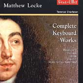 Locke: Complete Keyboard Works / Terence Charlston