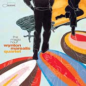 Wynton Marsalis: The Magic Hour