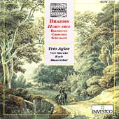 Brahms: Horn Trio;  Beethoven, Cherubini, et al / Trio Aglae