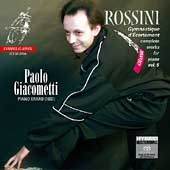 Rossini: Complete Works for Piano Vol 5 / Paolo Giacometti