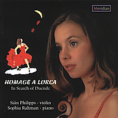 Homage A Lorca - In Search of Duende / Philipps