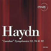 Haydn: Symphonies / Kapp, Philharmonia Virtuosi, et al