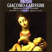 Carissimi: Motets & Sacred Concertos / Ceccarelli, et al