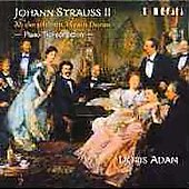 Johann Strauss II Piano Transcriptions / Doris Adam