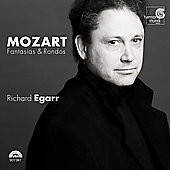 Mozart: Fantasias & Rondos / Richard Egarr