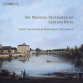 The Musical Treasures of Leufsta Bruk - Vivaldi, etc / Sparf