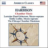American Classics - John Harbison: Chamber Music