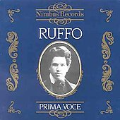 Prima Voce - Titta Ruffo