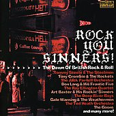 Various Artists: Rock You Sinners! The Dawn of British Rock & Roll