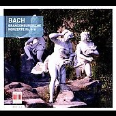 Bach: Brandenburg Concertos no 4-6 / Helmut Koch, et al