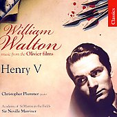 Classics - Walton: Henry V / Marriner, Plummer, et al