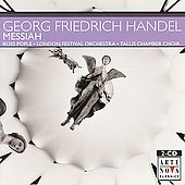 Handel: Messiah / Pople, London Festival Orchestra, et al