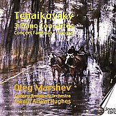 Tchaikovsky: Piano Concertos, etc / Hughes, Marshev, et al