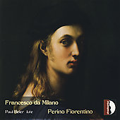 Milano, Fiorentino, etc: Pieces for Lute / Beier