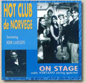 Hot Club de Norvège: Swing de Paris