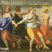 Handel: Il Trionfo del tempo e del disinganno / Invernizzi, Oro, Marchi, et al