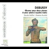Debussy: Oeuvres pour deux pianos, etc / Helffer, Austb&ouml;
