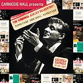Original Jacket Collection - Bernstein conducts Bernstein