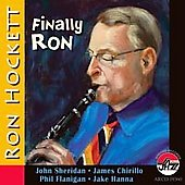 Ron Hockett: Finally Ron
