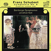 Schubert: Symphony no 9, D 944 / Nott, Bamberg SO