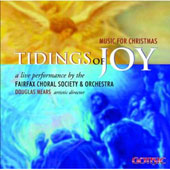 Tidings of Joy: Music for Christmas