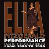 Ella Fitzgerald: Performance