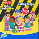 Various Artists: Little People: Safety Songs