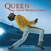 Queen: Live at Wembley Stadium [Bonus Tracks]