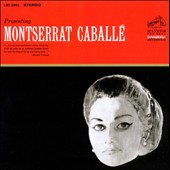 Presenting Montserrat Caballe