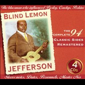 Blind Lemon Jefferson: Classic Sides [Box]