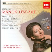 Puccini: Manon Lescaut / Serafin, Di Stefano