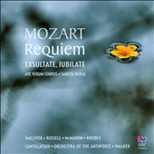 Mozart: Requiem; Exsultate Jubilate