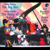 Debussy: The Toy Box; Poulenc: The Story of Babar