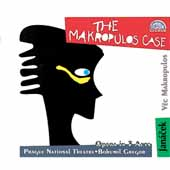Janácek: The Makropulos Case / Gregor, Prague National