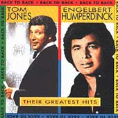 Tom Jones: Back to Back: Their Greatest Hits