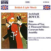 British Light Music - Archibald Joyce: Toto, etc / Penny