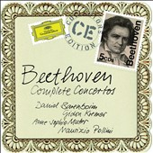 Beethoven: Complete Concertos / Barenboim, Kremer, Mutter, Pollini