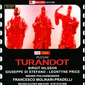 Puccini: Turandot / Birgit Nilsson, Guiseppe di Stefano, Leontyne Price