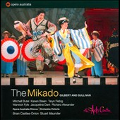Gilbert & Sullivan: The Mikado / Opera Australia - Butel, Breen, Fiebig, Fyfe