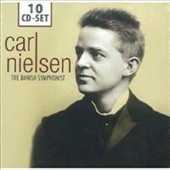 The Danish Symphonist:Carl Nielsen / symphonies, chamber music & piano pieces [10 CDs]