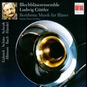 Famous Music For Brass / Ludwig Guttler Brass Ensemble