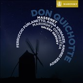 Massenet: Don Quichotte, opera in 5 acts / Valery Gergiev - Mariinsky