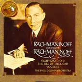 Rachmaninoff conducts Rachmaninoff - Symphony no 3, etc
